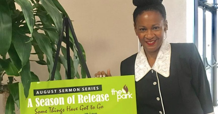 Dr Sheron Patterson - A Reason of Release