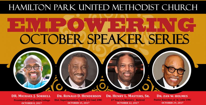"""""""Empowering"""" Speaker Series"""