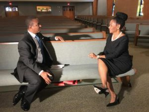 Dr. Sheron C. Patterson on Channel 11 interview
