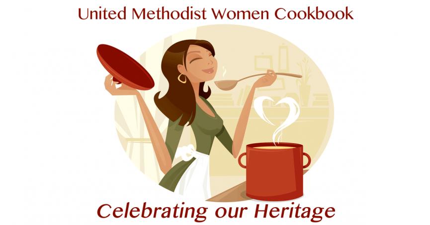 UMW Cookbook: Celebrating our Heritage