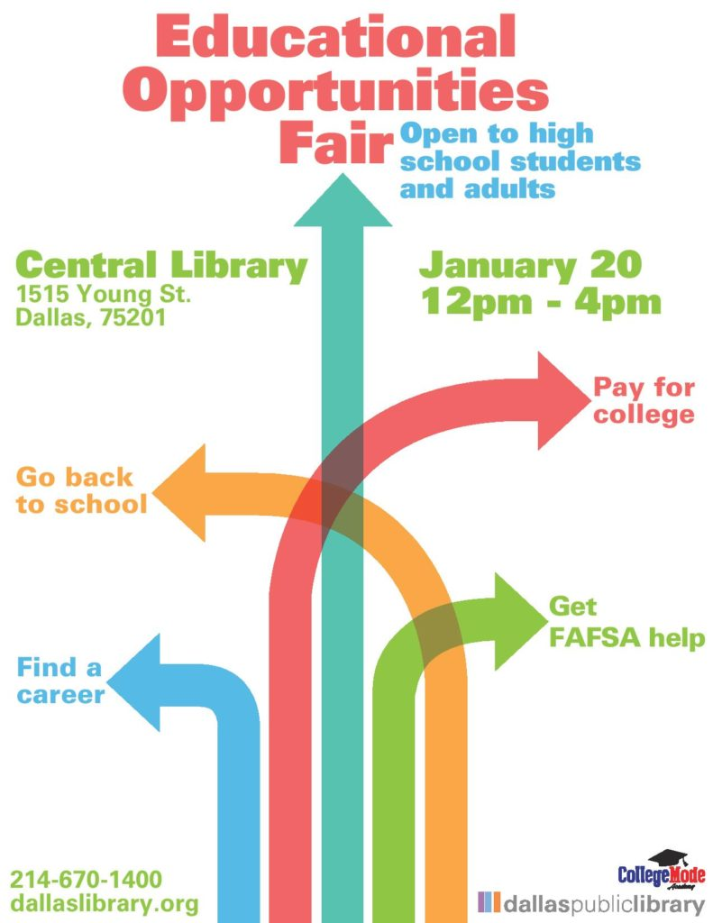 Educational Opportunities Fair