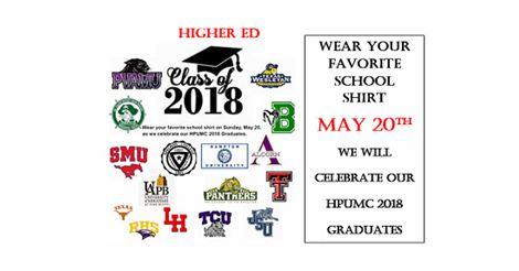 Celebrates 2018 Graduates