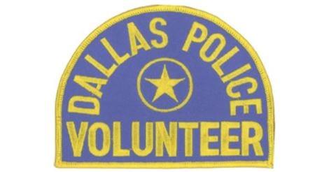Dallas Police Volunteer