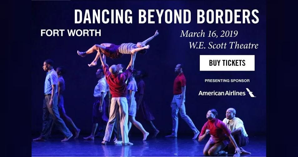 Dancing Beyond Borders Richardson