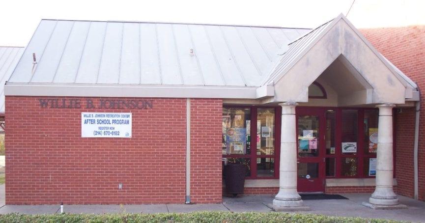 Willie B. Johnson Recreation Center