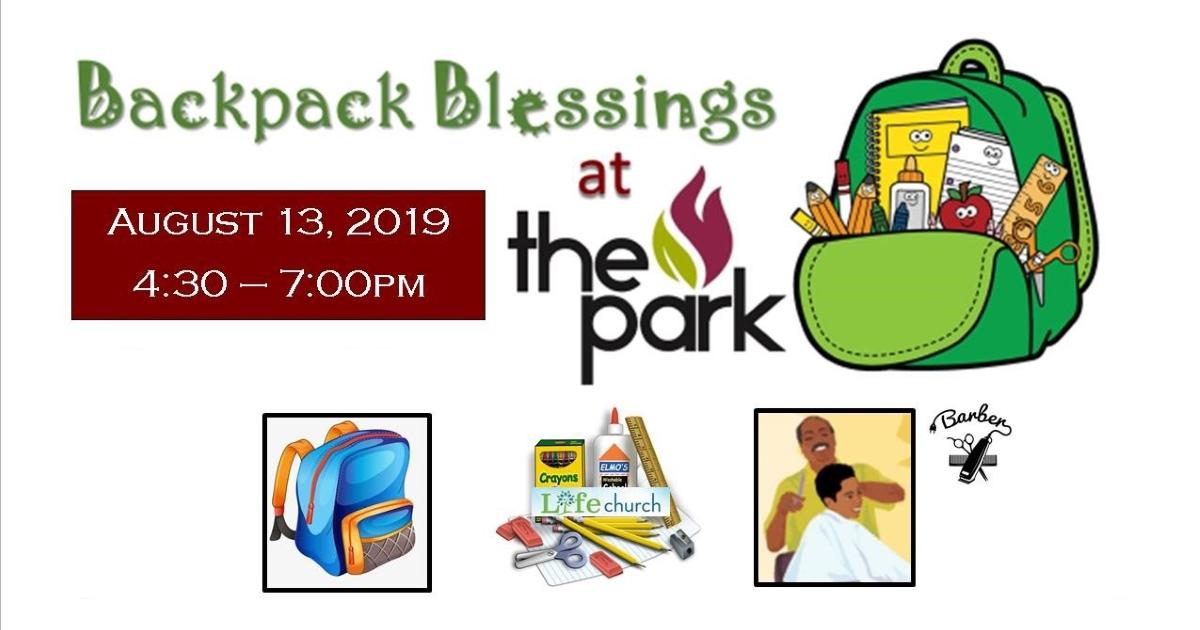 2019 Backpack Blessings