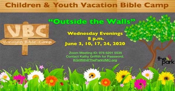 Virtual Vacation Bible Camp