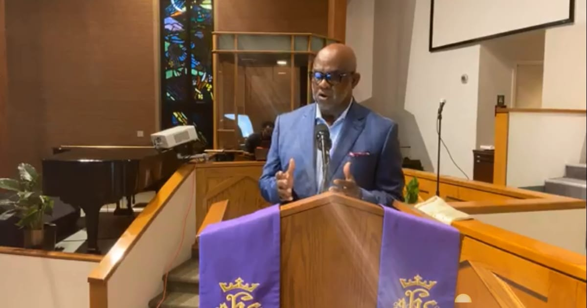 Rev. Fred Jones