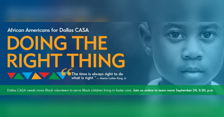 African Americans for Dallas CASA