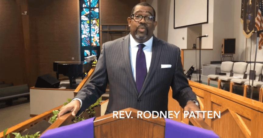 Rev. Dr. Rodney Patten