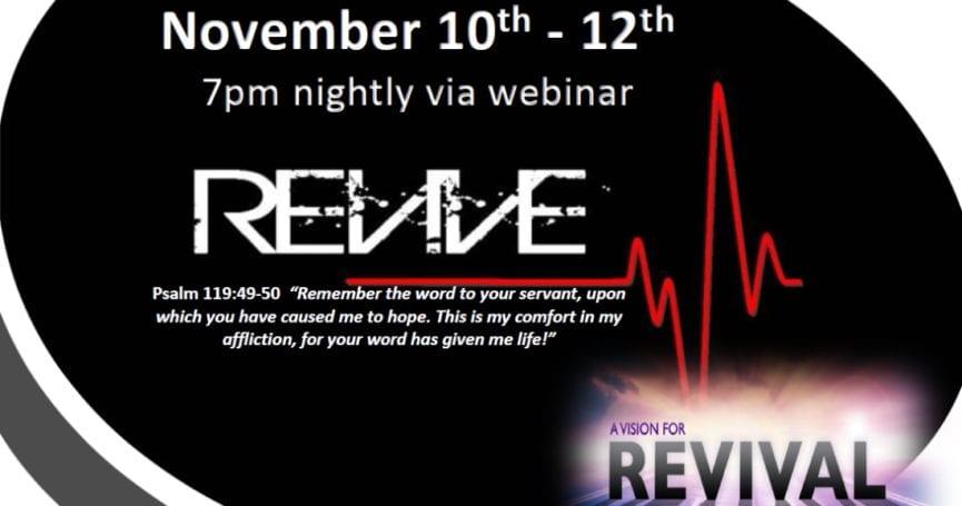 Revive Webinar