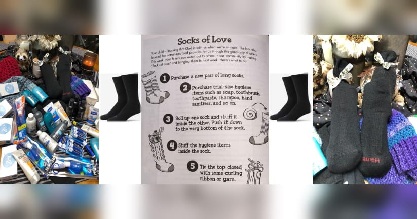 Socks of Love