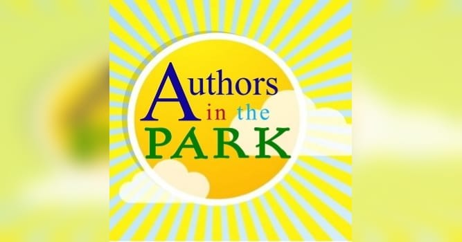Authors in The Park