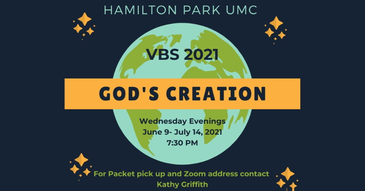 """Featured image for """"2021 Vacation Bible School"""""""