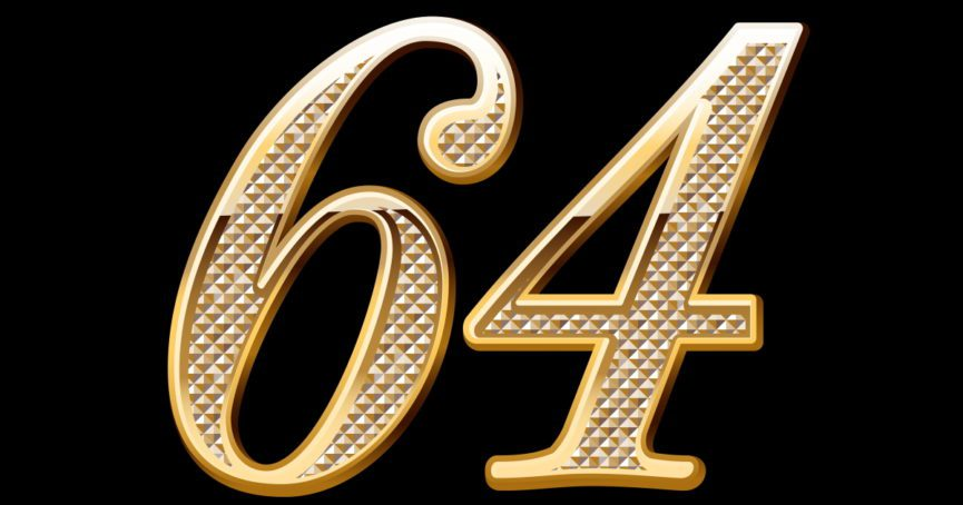 64th Anniversary