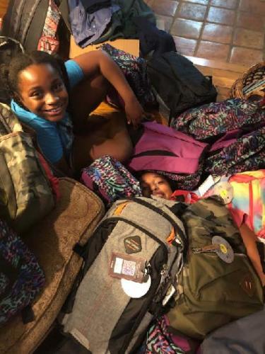 2020 Backpack Blessings